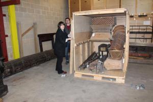 Crate 23 open!
