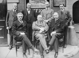 Bullards directors in 1923
