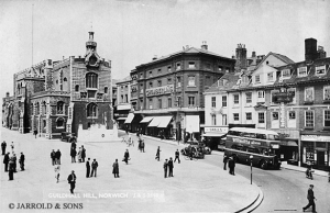 Chamberlins during the 1930's