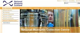 National Museums Collections Centre, Granton, Edinburgh