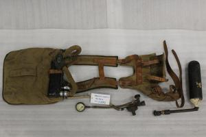 Colmans operated their own on-site fire service. We have many objects in our collection relating to this, including this Breathing Apparatus - Used at Carrow Works