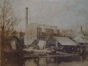 Colmans Factory (1850)
