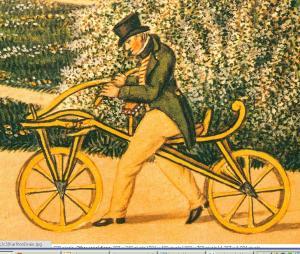 image source: http://en.wikipedia.org/wiki/File:KarlVonDrais.jpg
