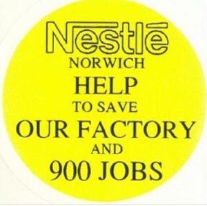 NWHCM : 2010.208.8 - Protest sticker