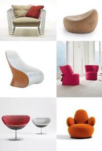 modern chair pic
