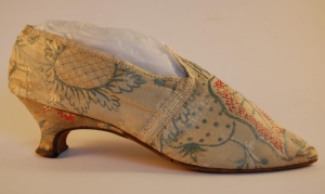 Shoe dating from c.1789