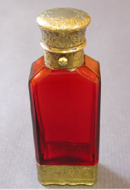 18th century scent bottle