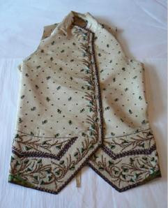 Gentlemen's waistcoat