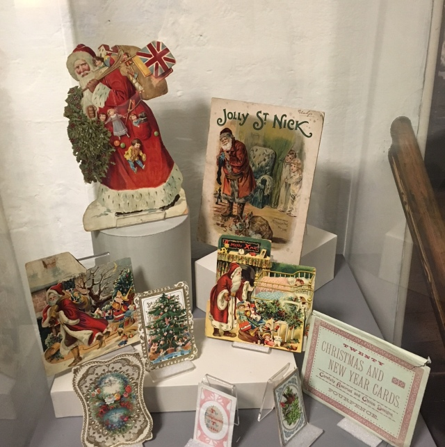 it was not until the 19th century that greetings cards became popular it was during this time that there was a communication revolution printing